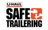 U-Haul Safe Trailering